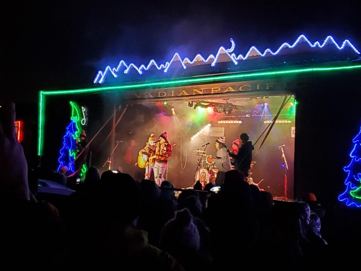 Canadian Pacific Holiday Train, Regina 2019