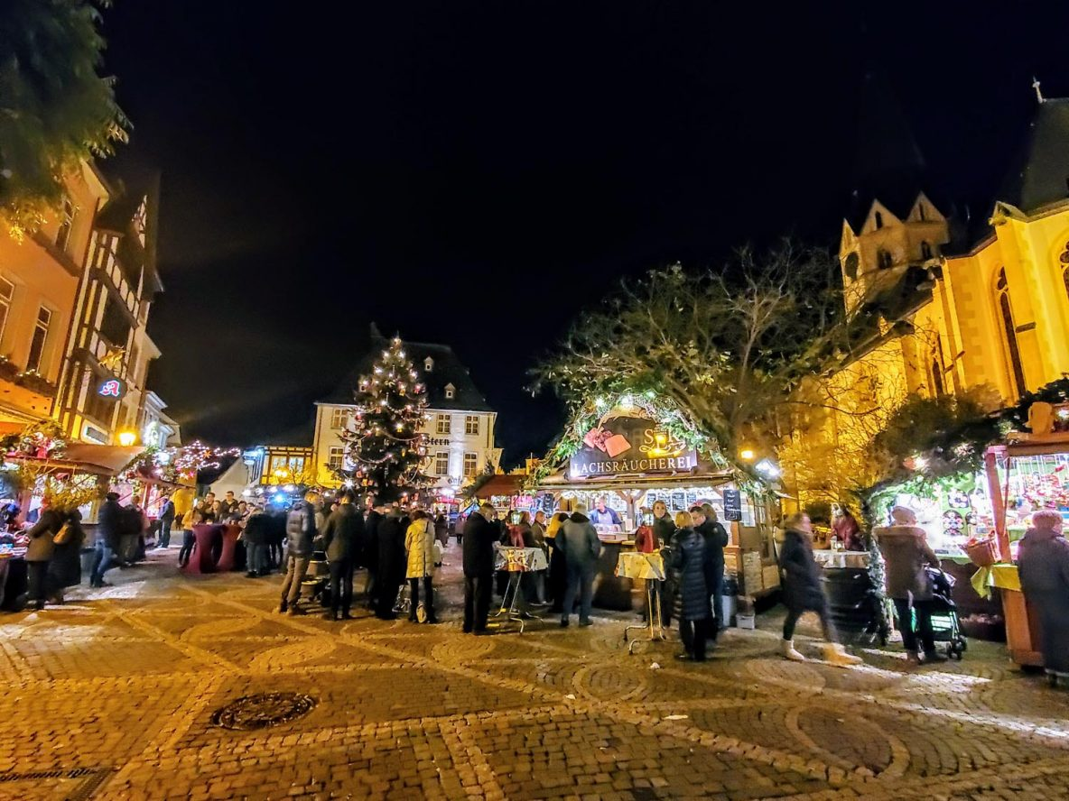 Christmas market in Ahrweiler
