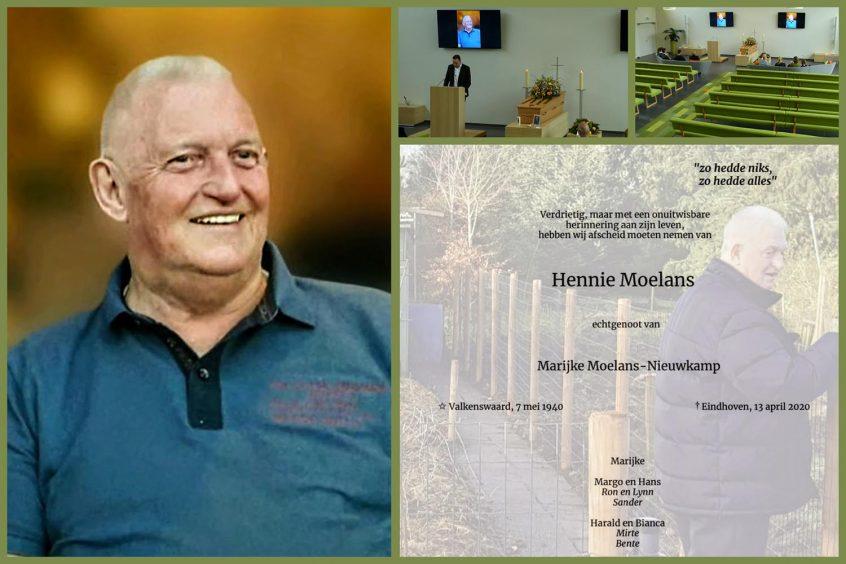 RIP Hennie Moelans
