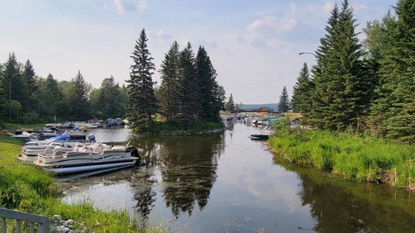 Greenwater Lake Marina